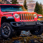 Suspension Wrangler JL