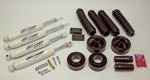 Kit completo 1,75 / 45mm Wrangler JK 07-