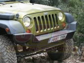 Paragolpes Offroad JFF