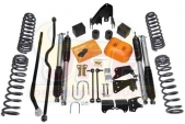 Kit de Suspension AEV Nthº degree para Wrangler JK + 3,5